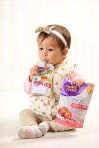 parents of babies – organic pouches